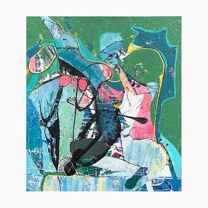 Love Cures No.6 Gemälde, 2021