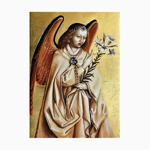 Magdalena Muc Van Eyck, Angel From the Ghent Altar, 2011