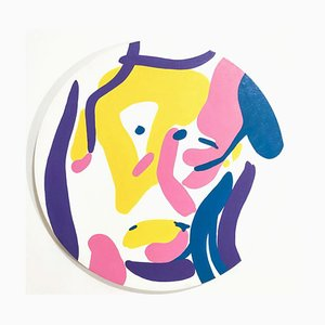 Barbara Olejarczyk, Mirror Self Portrait, 2018