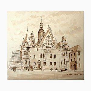 Mariusz Szałajdewicz, Wroclaw, The Town Hall, 2010