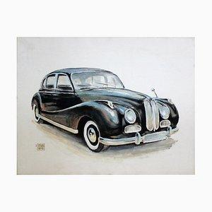 Mariusz Szałajdewicz, BMW 502 (1954), 2012