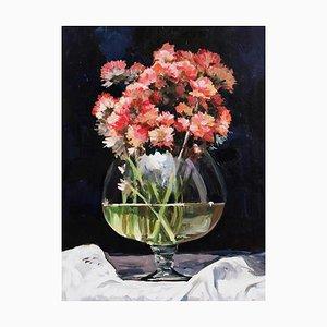 Janusz Szpyt, A Glass Vase, 2014