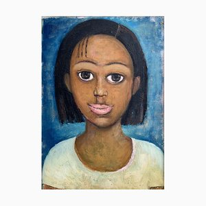 Portrait de Marlena Nizio, 2005