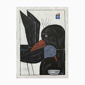 Mikolaj Malesza, Vögel, 2018