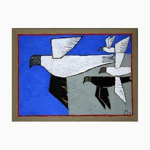 Mikolaj Malesza, My Birds Cycle, 2011