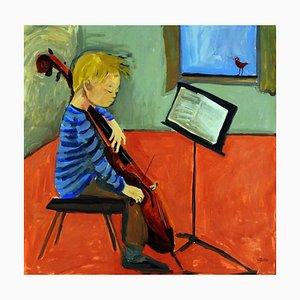 Monika Rossa, Little Cellist, 2016