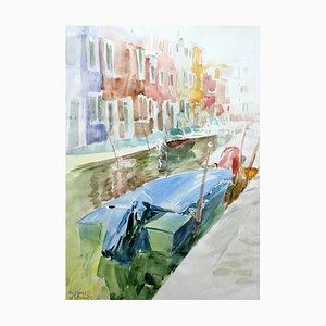 Włodzimierz Karczmarzyk, Canals of Murano, 1993