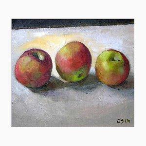 Grazyna Smalej, Drei Äpfel, 2004