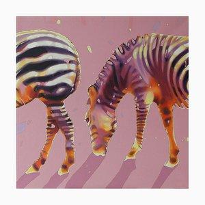 Rafal Gadowski, Zebras, 2019