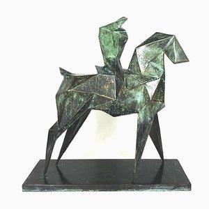 Pawel Orlowski Veni, Vidi, Vici. Un Cheval et un Cavalier, 2020