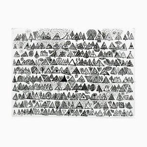 Jerzy Dmitruk, Souffle Rythmique de Forêt de Conifères, 2013