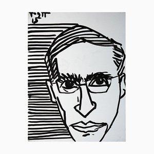 Portrait de Jozef Gielniak, Andrew Fogtt, 2015