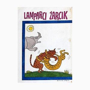 Bohdan Butenko, Leopard Scherz (Lamparci Zarcik), 1980