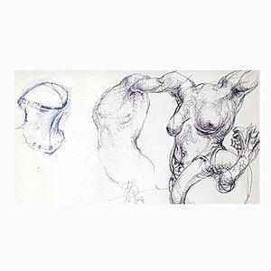 Francis Starowieyski, Nudes, 1979