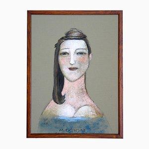 Mira Andrzejewska, Portrait of a Girl, 2009