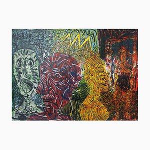 Janusz Akermann, Broken Glass at Mariolkas, 1992