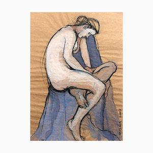 Marta Lebek, Nude, 2003