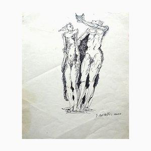 Giuseppe del Debbio, Couple, 2000