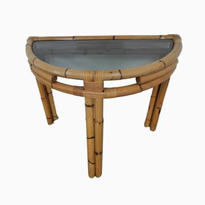 Semicircular Table from Bamù Italia, 1970s