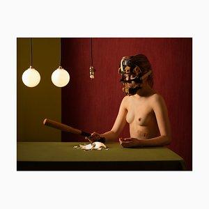 Horst Kistner, Face 2 Brown, Fotografie, 2020