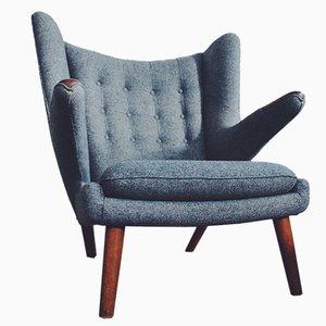 Chaise, Modèle AP19, Papa Bear par Hans Wegner pour A.P.Stolen