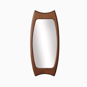 Italian Mirror by Franco Campo and Carlo Graffi for Home, 1950s