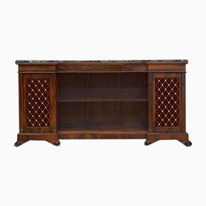 Regency Rosewood Sideboard or Bookcase