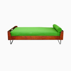 Bent Plywood Daybed by Campo E Graffi, Italy, 1970s