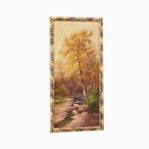 Italienische Landschaftsmalerei, 19. Jahrhundert