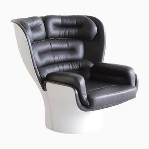 Elda Stuhl von Joe Colombo für Comfort Italy