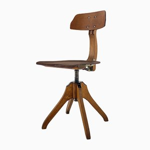 Bauhaus Architect's Swivel Chair