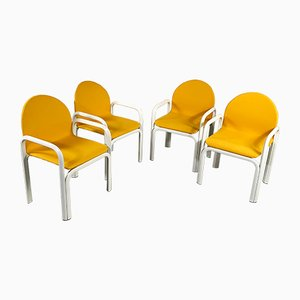 Orsay Armchairs by Gae Aulenti for Knoll Inc. / Knoll International, 1970s, Set of 4