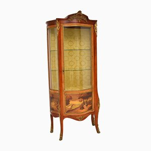 Antique French Style Display Cabinet by Harry & Lou Epstein
