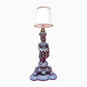 Napoleon III Style Lamp