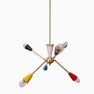 Verstellbare Sputnik Lampe