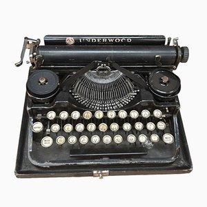 Underworld Typewriter, USA, 1920s