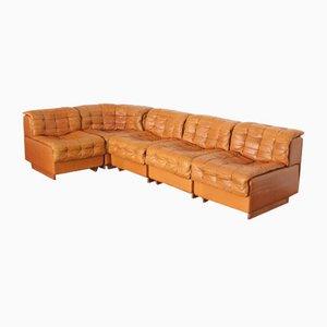 DS-11 Sofa from de Sede, 1970s, Set of 5