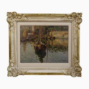 Venice, View of the Lagoon von Giovanni Salviati