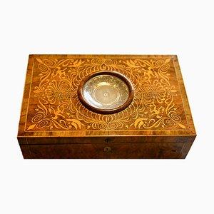 Biedermeier Jewelry Box