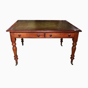 Schreibtisch aus Mahagoni