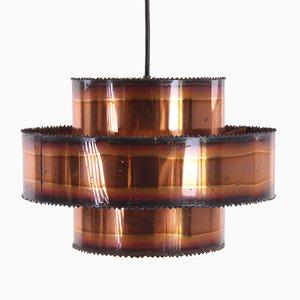 Brutalist Pendant Lamp by Svend Aage Holm Sørensen