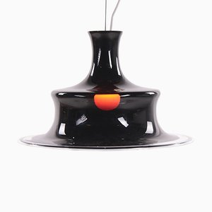 Glass Sonata Pendant Lamp by Michael Bang for Holmegaard