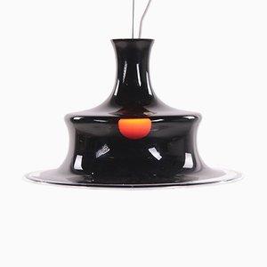 Lampe à Suspension Sonata en Verre par Michael Bang pour Holmegaard
