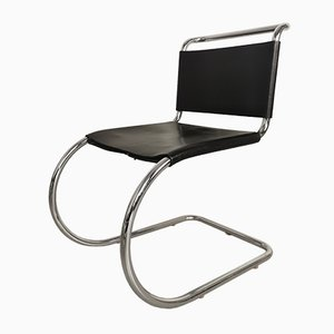 MR10 Chairs by Mies Van Der Rohe for Knoll, 1970s, Set of 6