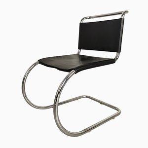 Sedie MR10 di Mies van der Rohe per Knoll, anni '70, set di 6