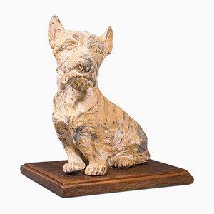 Decorative Edwardian Scottish Terrier Ornament