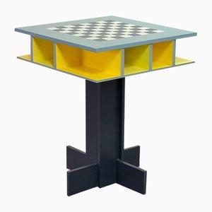 Niederländischer Schach- oder Spieltisch von Peter Spaans, 1990er