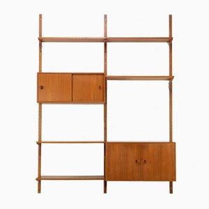 Dänisches Vintage Nr. 2 Teak Regal System von HG Møbler, 1960er