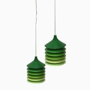 Vintage Duett Pendant Lamps by Bent Gantzel Boysen for IKEA, Set of 2