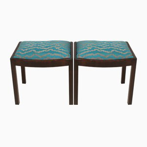 Stools by Jacquard Lelievre, 1950s, Set of 2